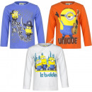 Minions long sleeves for children