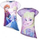 Frozen Disney asymmetric T-shirt for girls