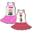 Minions dresses for girls