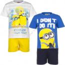 Minions Pijama corto