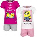 Minions short pyjama