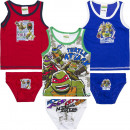wholesale Underwear:Turtles underwear set