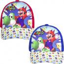 Super Mario bebé gorra
