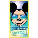 Mickey Teli mare velluto di cotone