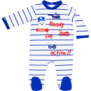 Paw Patrol baby sleepsuits Ready for action