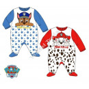 Paw Patrol baby sleepsuits