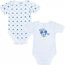 Mickey 2 pack baby romper
