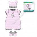 groothandel Licentie artikelen: Minnie 3 delige baby set Newborn