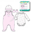 Minnie 4 pieces baby set Newborn