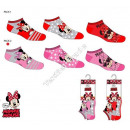 wholesale Licensed Products: Minnie 3 pack ankle socks