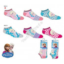 wholesale Licensed Products: Frozen 3 pack ankle socks