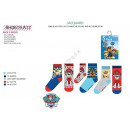 Paw Patrol 5 pack socks