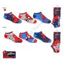 Spiderman 3 pack ankle socks