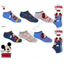 Mickey 3 pack ankle socks
