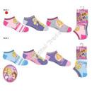 wholesale Socks and tights: Princess 3 pack ankle socks