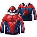 Spiderman Kapuzensweatjacke