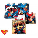 Superman poncho z kapturem
