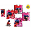 wholesale Licensed Products: Miraculous Ladybug Hooded poncho