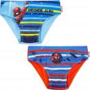 Spiderman calzoncini da bagno in Display