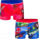 Spiderman pływać bokser