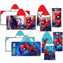 Spiderman Hooded poncho