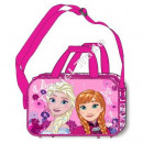 Frozen Disney Shoulder bag 38 cm pink