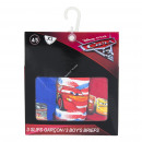 wholesale Underwear:Cars 3 pack briefs
