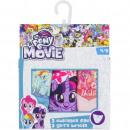 My little Pony 3 calzonzillos en un paquete