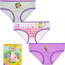 wholesale Underwear:Princess 3 pack briefs