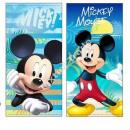 Großhandel Lizenzartikel: Mickey strandtuch microfraser