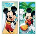 Großhandel Lizenzartikel:Mickey sammet strandtuch