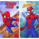 Großhandel Handtücher: Spiderman strandtuch microfraser