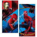 Spiderman beach towel microfiber