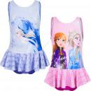 Frozen 2 Disney bathing suit Blue & Pink