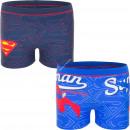 Superman pływać bokser