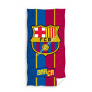 F.C. Barcelona toalla de terciopelo playa