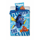 Finding Dory duvet cover Go with the flow