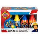 Großhandel Spielwaren: Fireman Sam - Feuerwehrmann Sam bowling set