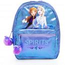 Frozen 2 Disney backpack Glitter and pompoms 38 cm