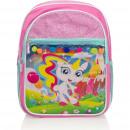 Plecak z palcami Glitter Unicorn