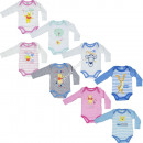 wholesale Underwear: Pooh 2 pack baby bodysuits
