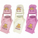 Pooh baby hats scarf