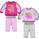Princess tutina bambino felpa e pantolone