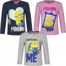 Minions long sleeves Despicable Me