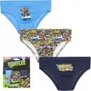 Turtles 3-er pack unterhose