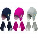 Il Regno Di Ghiaccio - Frozen berretto con guanti
