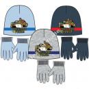 Turtles berretto con guanti