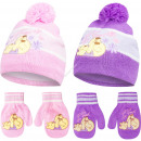 Pooh hats and gloves