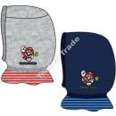Super Mario hats Grey / Navy