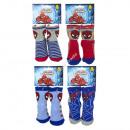 Spiderman bebé calcetines